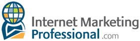 internet marketing professional logo